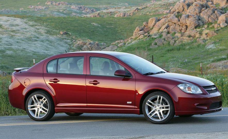 2009 Chevrolet Cobalt SS coupe - Slide 9