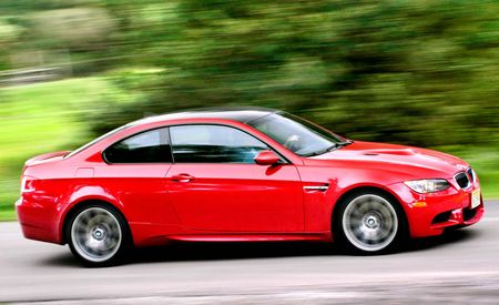 2009 BMW 3-series / M3