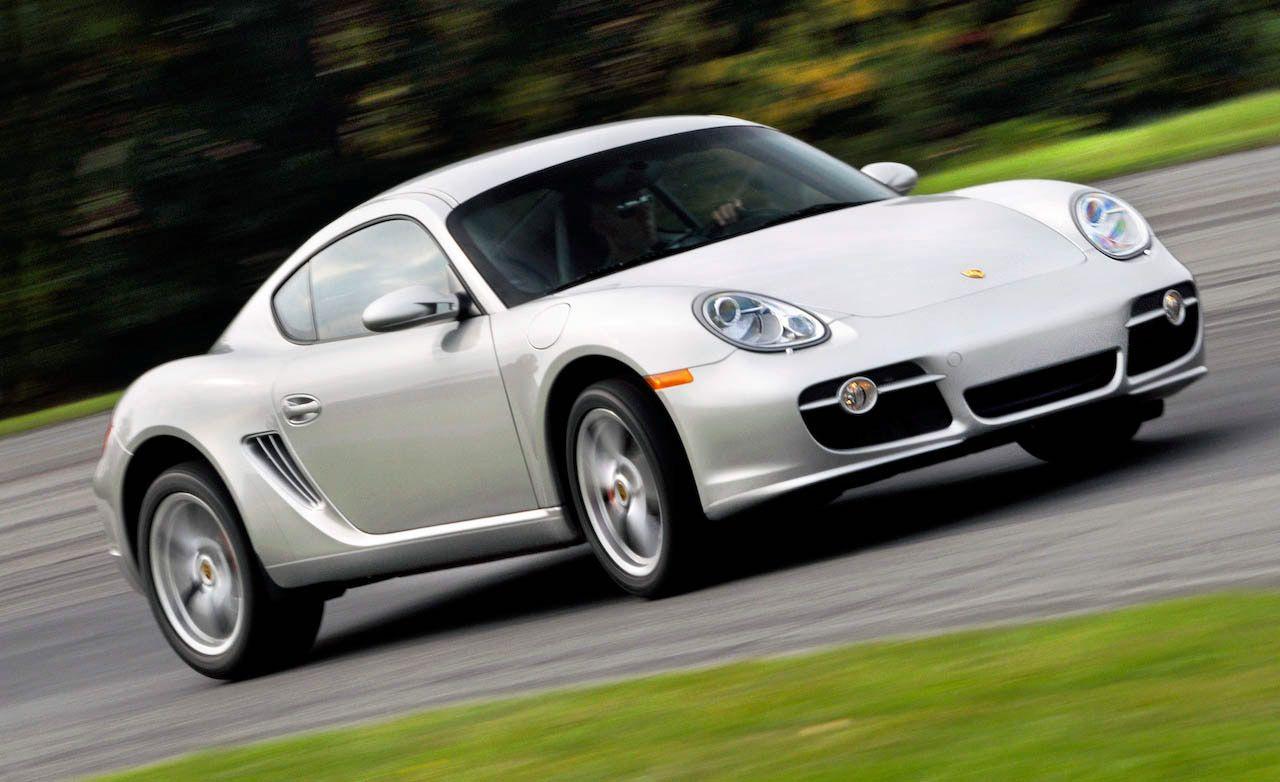 2009 Porsche Boxster and Cayman
