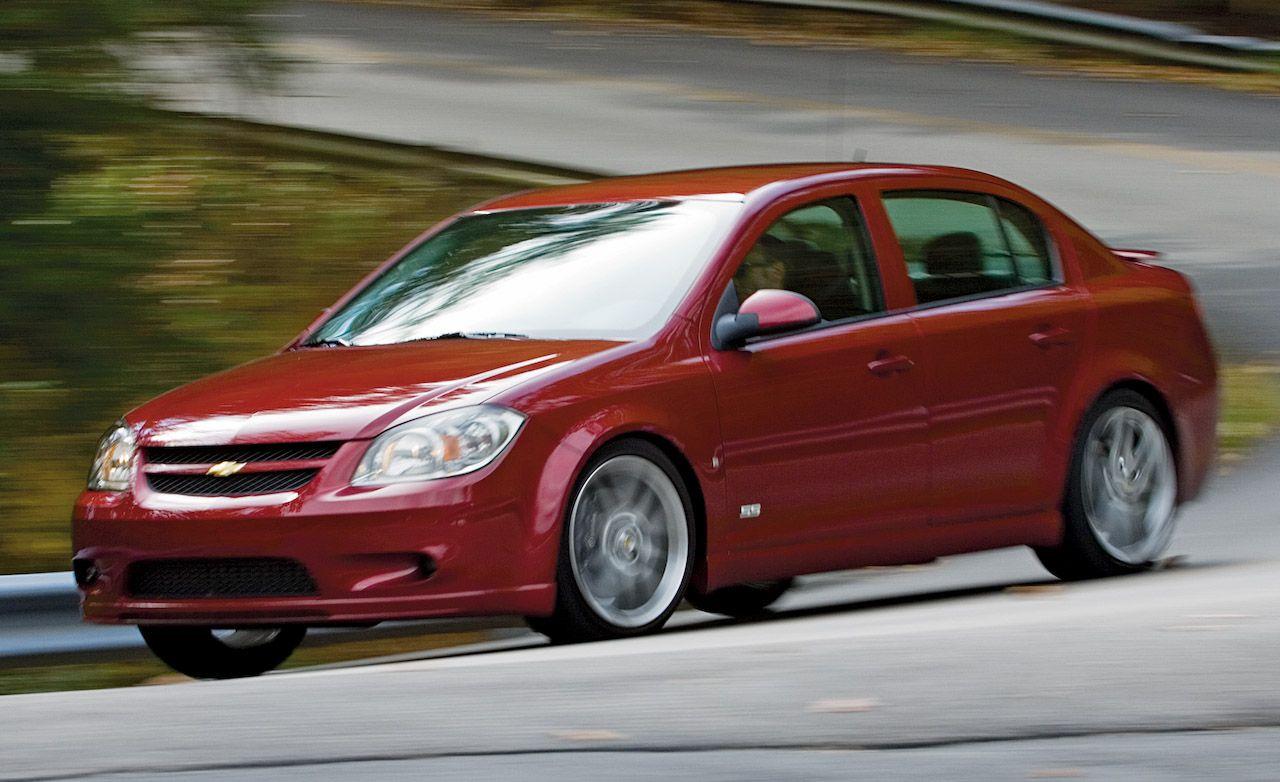 09 Chevrolet Cobalt Ss