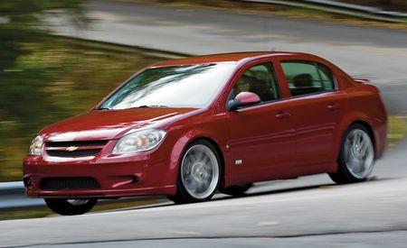 '09 Chevrolet Cobalt SS