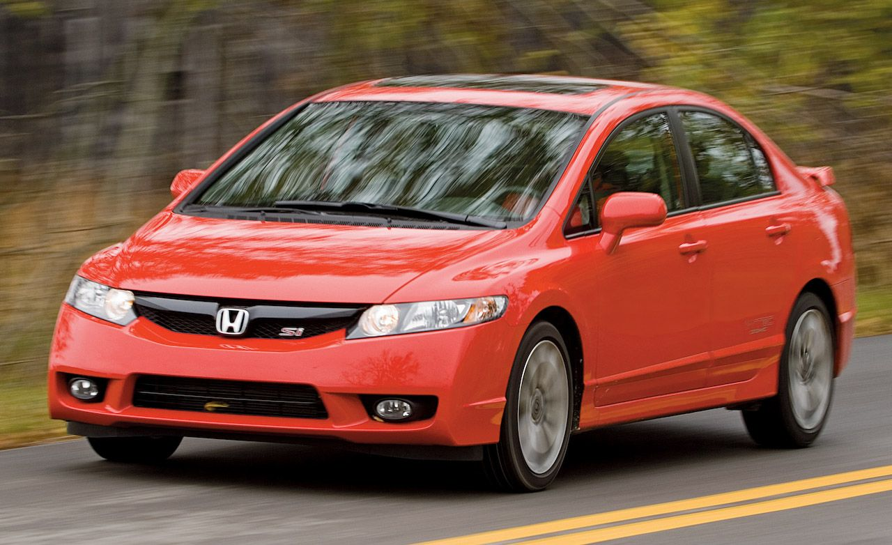 Superb U002709 Honda Civic Si
