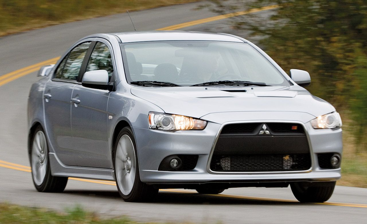 Mitsubishi Lancer Reviews | Mitsubishi Lancer Price, Photos, and Specs |  Car and Driver