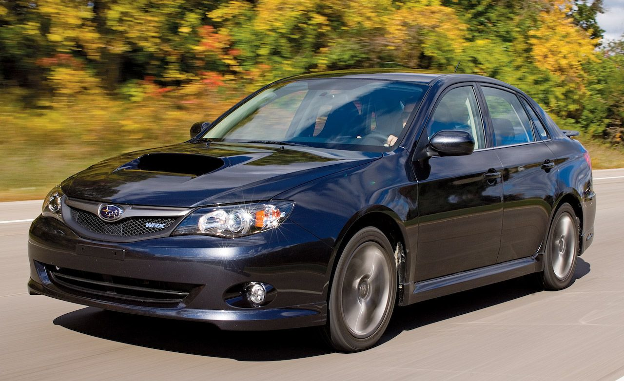 '09 Subaru Impreza WRX