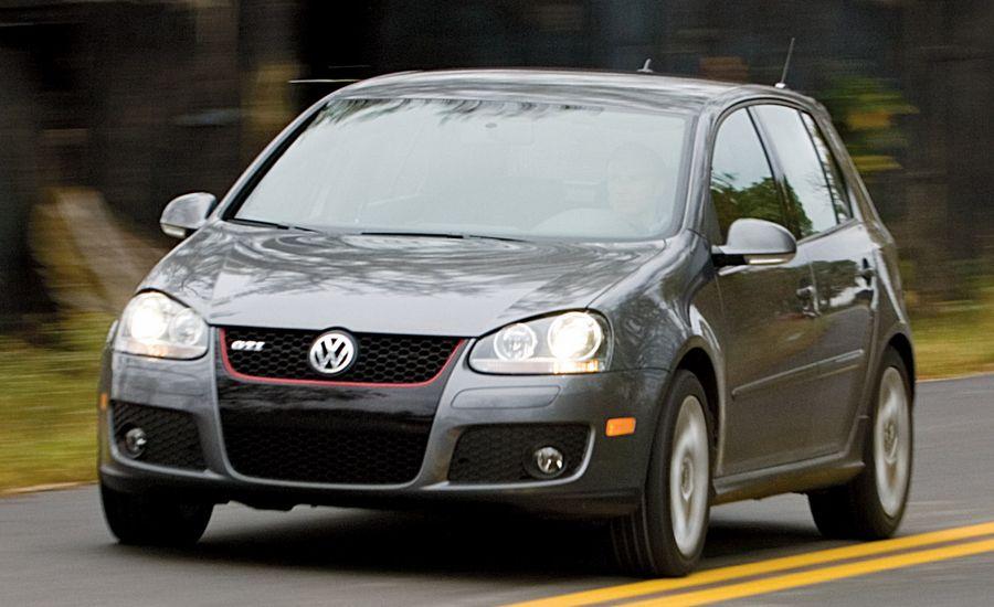 '09 Volkswagen GTI