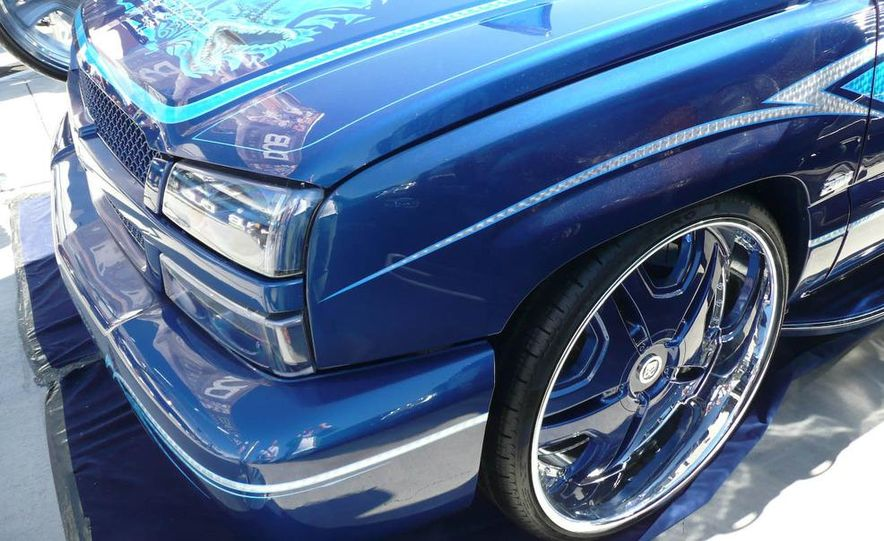 WWHPD Trophy: Chevrolet SSR Dragn - Slide 67