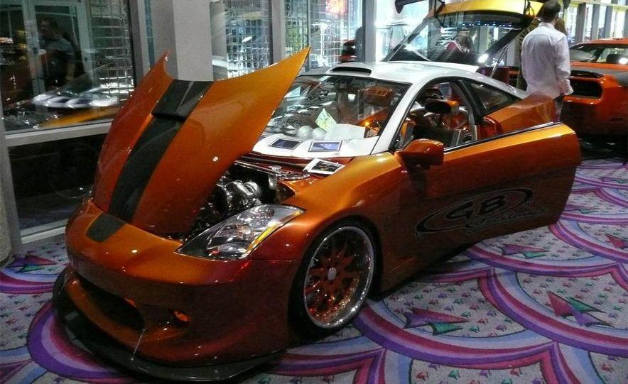 WWHPD Trophy: Chevrolet SSR Dragn - Slide 51