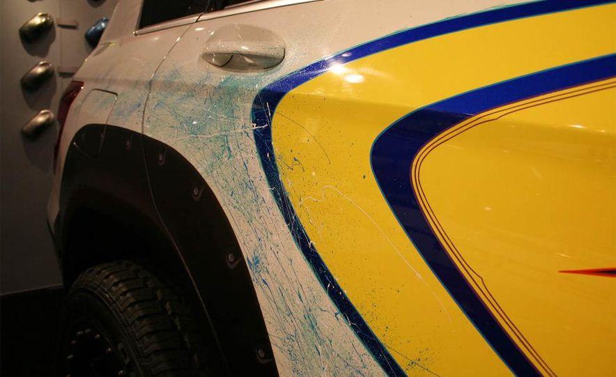WWHPD Trophy: Chevrolet SSR Dragn - Slide 9