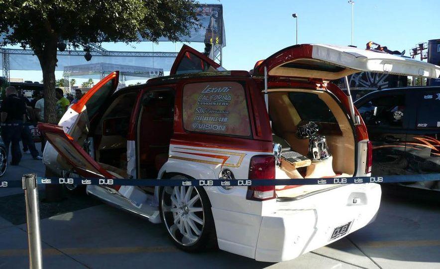 WWHPD Trophy: Chevrolet SSR Dragn - Slide 36
