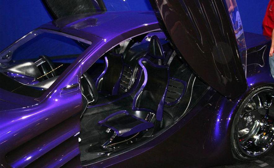 WWHPD Trophy: Chevrolet SSR Dragn - Slide 15
