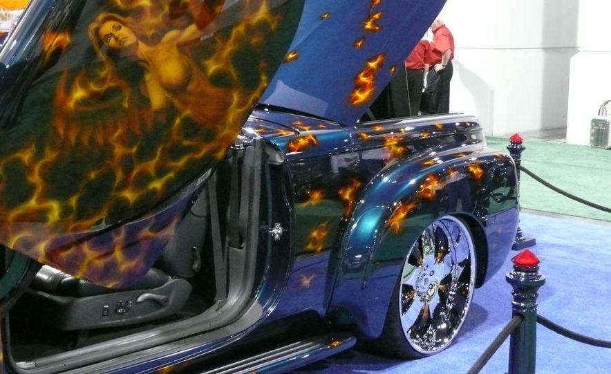 WWHPD Trophy: Chevrolet SSR Dragn - Slide 1