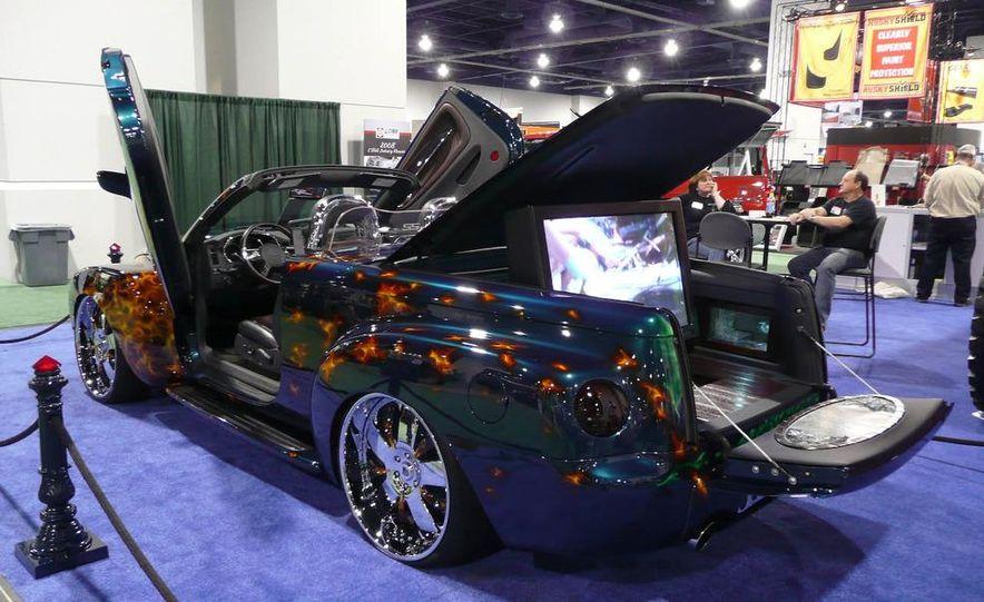 WWHPD Trophy: Chevrolet SSR Dragn - Slide 41