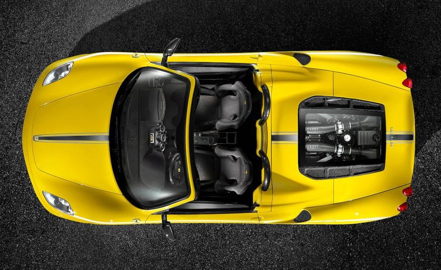 2009 Ferrari 430 Scuderia Spider 16M - Slide 1
