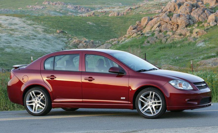 2009 Chevrolet Cobalt SS sedan - Slide 1