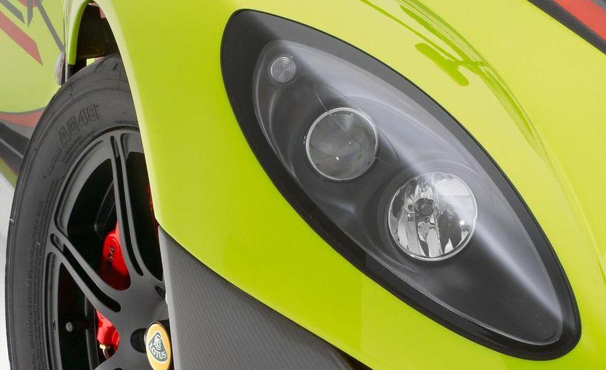 2008 Lotus 2-Eleven Ivan Chapman edition headlight - Slide 1