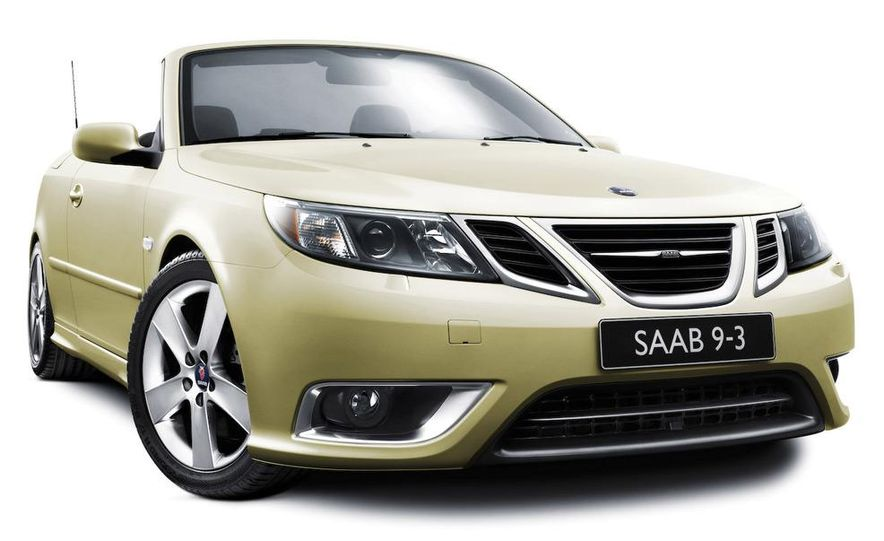 2009 Saab 9-3T convertible Special Edition - Slide 1