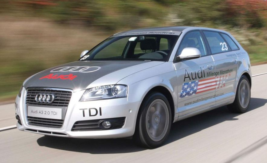 2009 Audi A3 2.0 TDI - Slide 4