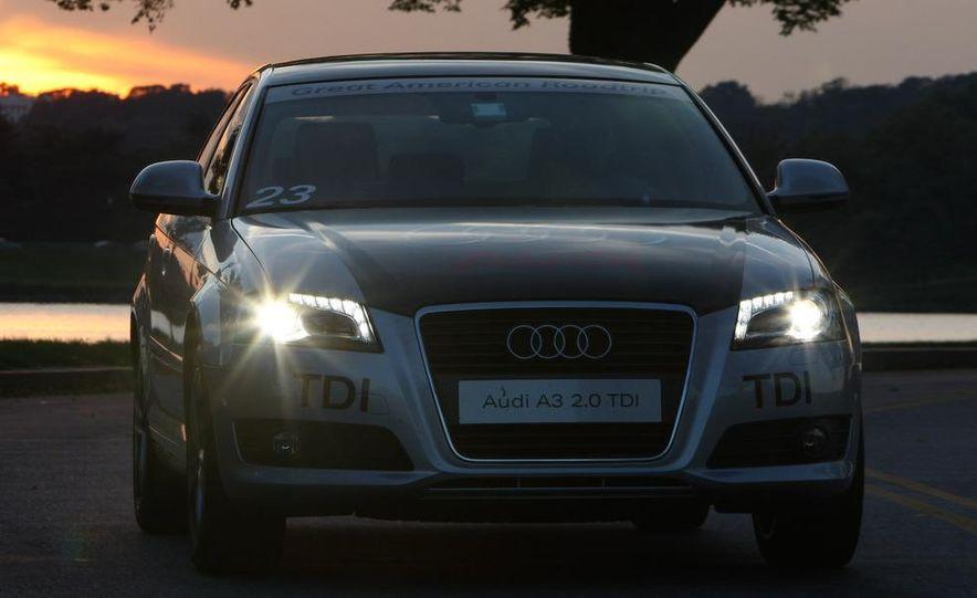 2009 Audi A3 2.0 TDI - Slide 12