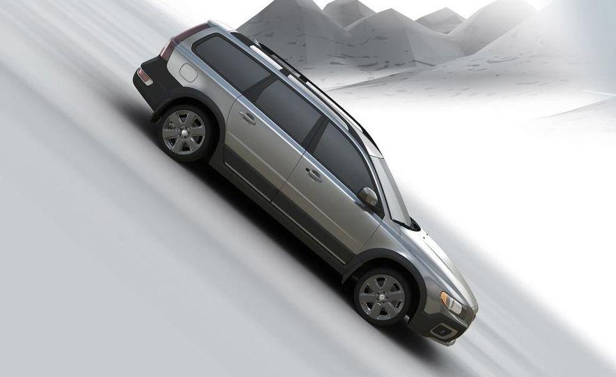 2009 Volvo XC70 T6 AWD - Slide 14