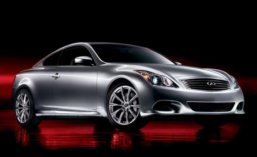 2009 Infiniti G37 convertible and coupe - Slide 24