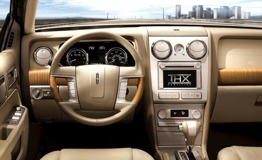 2010 Lincoln MKZ - Slide 27
