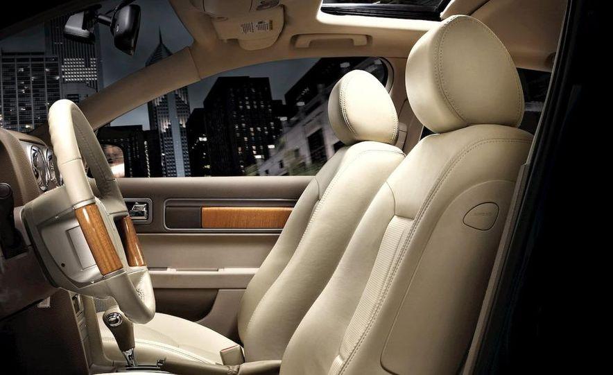 2010 Lincoln MKZ - Slide 28