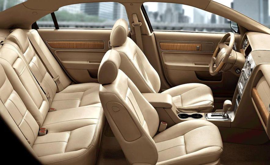 2010 Lincoln MKZ - Slide 29