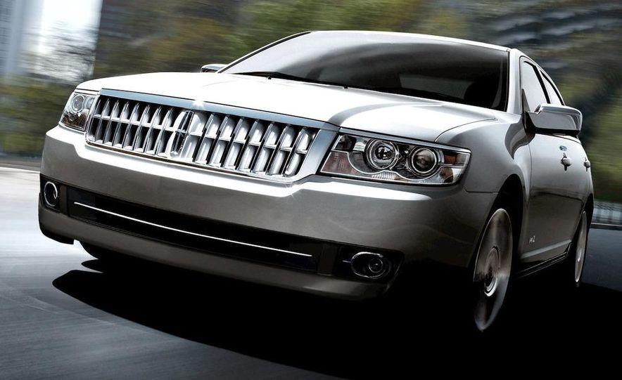 2010 Lincoln MKZ - Slide 23