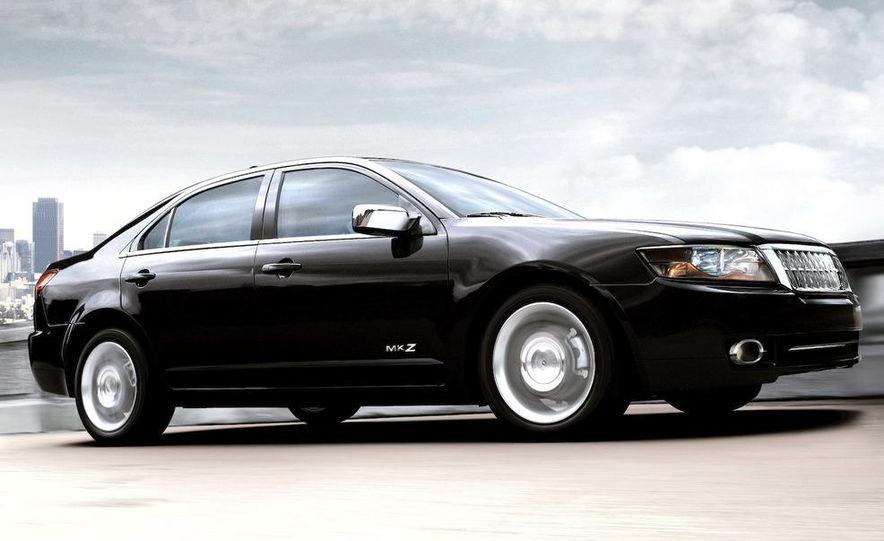 2010 Lincoln MKZ - Slide 25