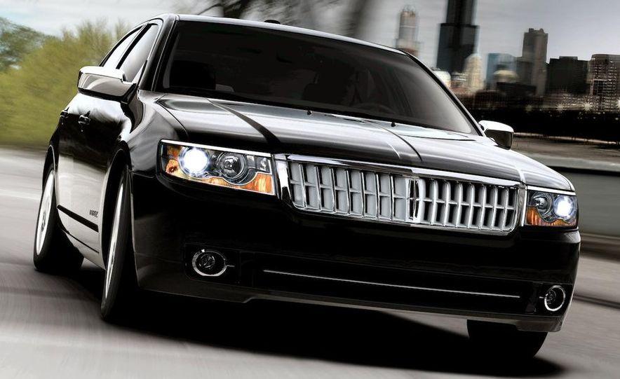 2010 Lincoln MKZ - Slide 30