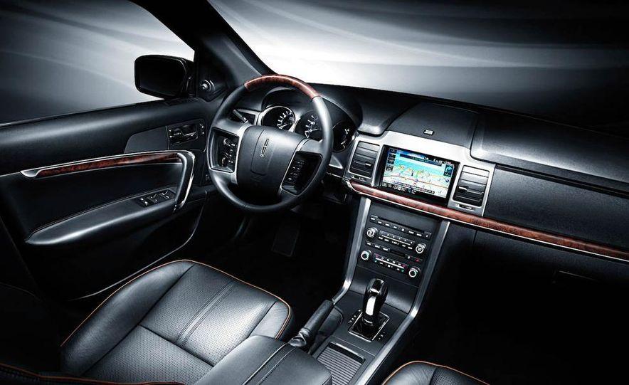 2010 Lincoln MKZ - Slide 57