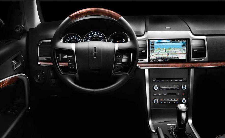 2010 Lincoln MKZ - Slide 60