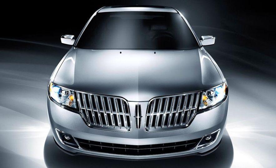 2010 Lincoln MKZ - Slide 20