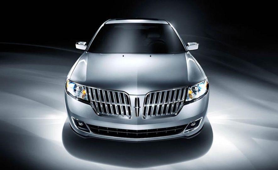 2010 Lincoln MKZ - Slide 38