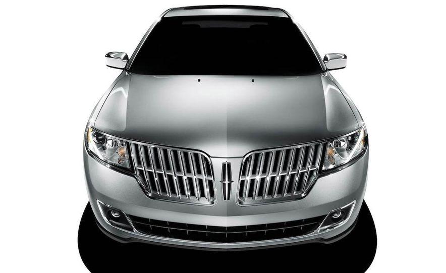 2010 Lincoln MKZ - Slide 40