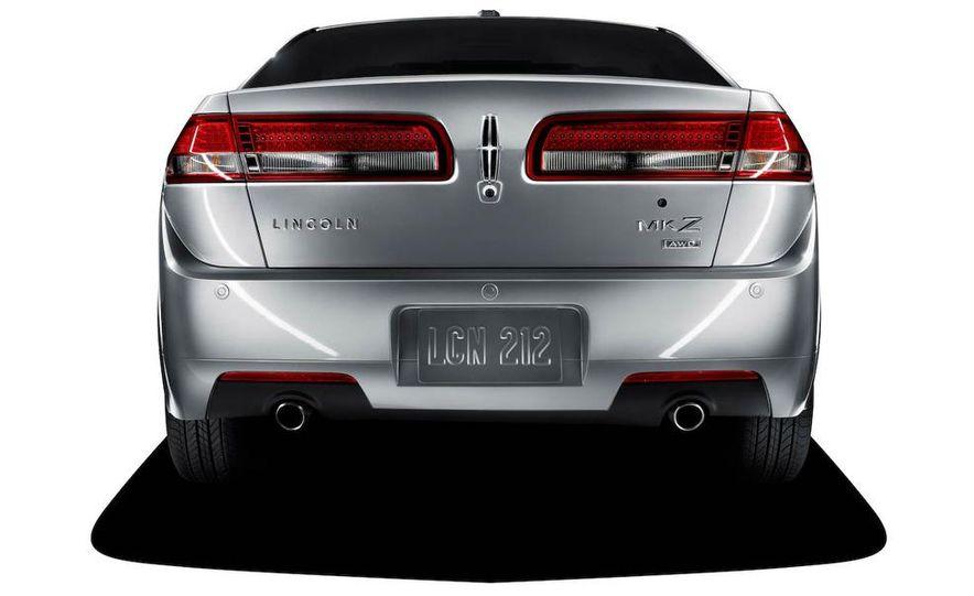 2010 Lincoln MKZ - Slide 41