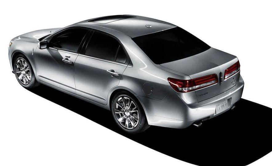 2010 Lincoln MKZ - Slide 42