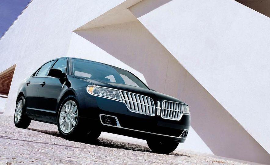 2010 Lincoln MKZ - Slide 44