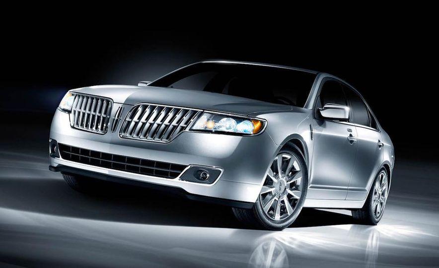 2010 Lincoln MKZ - Slide 47