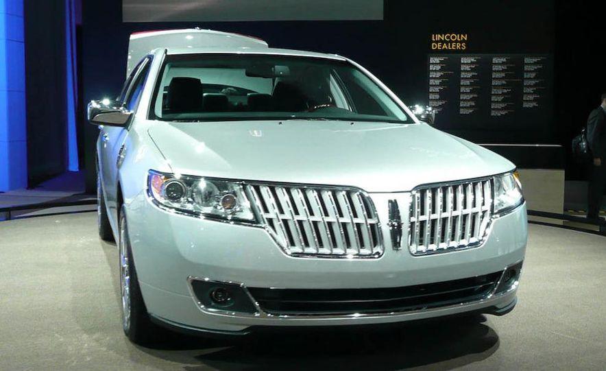 2010 Lincoln MKZ - Slide 12