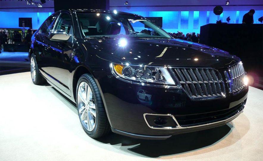 2010 Lincoln MKZ - Slide 14