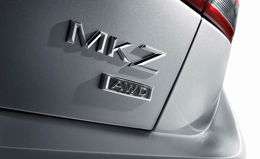 2010 Lincoln MKZ - Slide 50