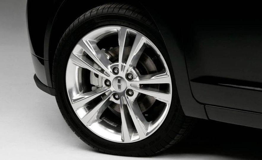 2010 Lincoln MKZ - Slide 53