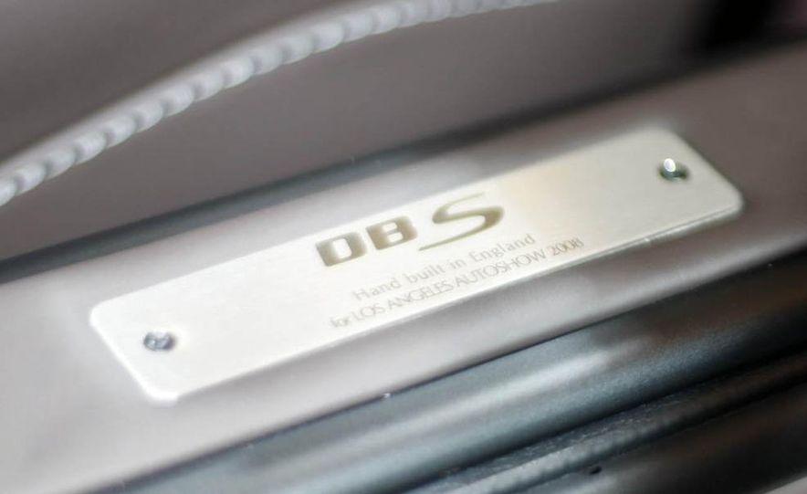 2009 Aston Martin DBS Automatic - Slide 8