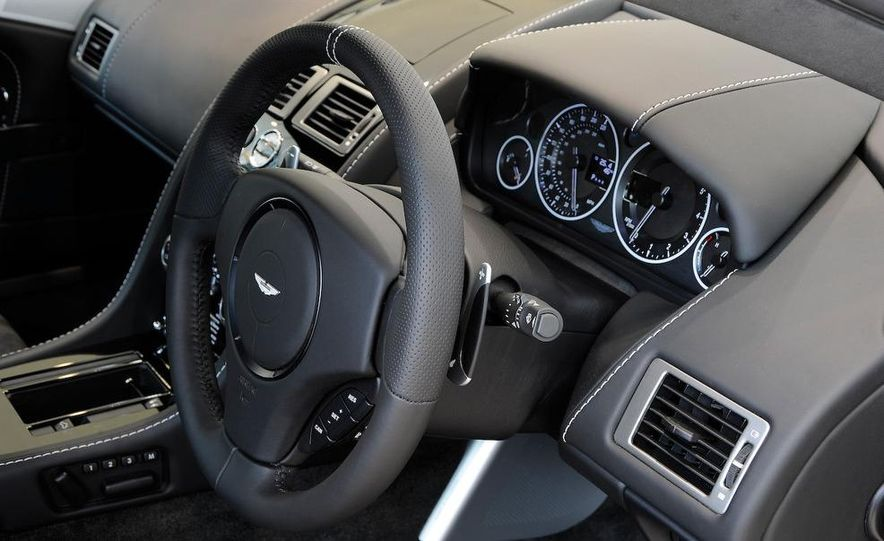 2009 Aston Martin DBS Automatic - Slide 23