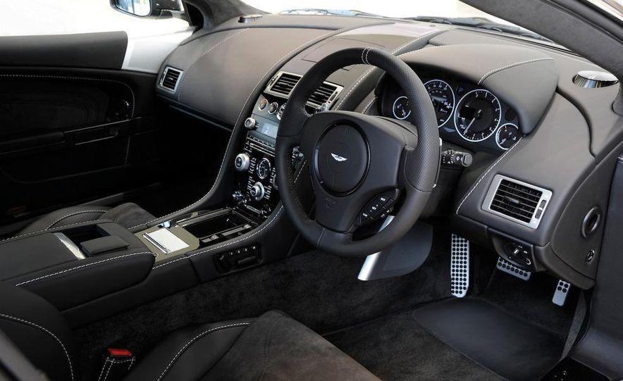 2009 Aston Martin DBS Automatic - Slide 22