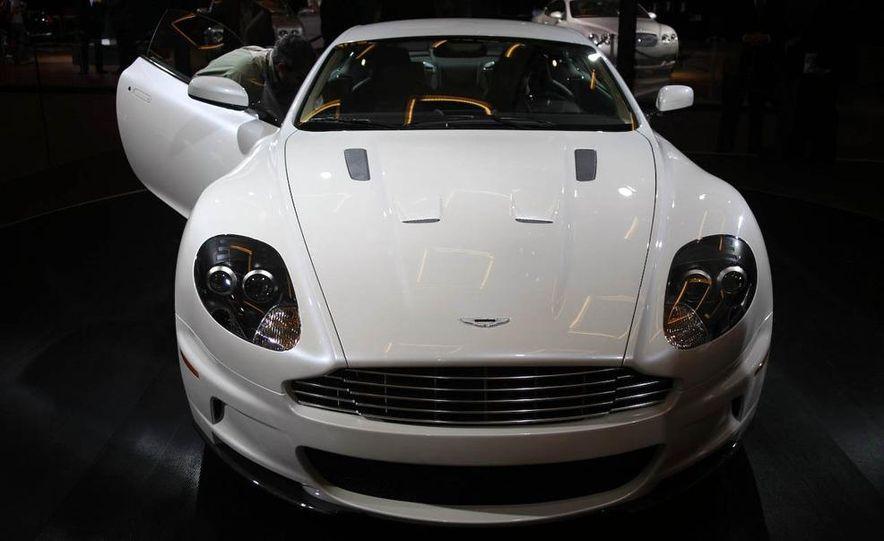 2009 Aston Martin DBS Automatic - Slide 2