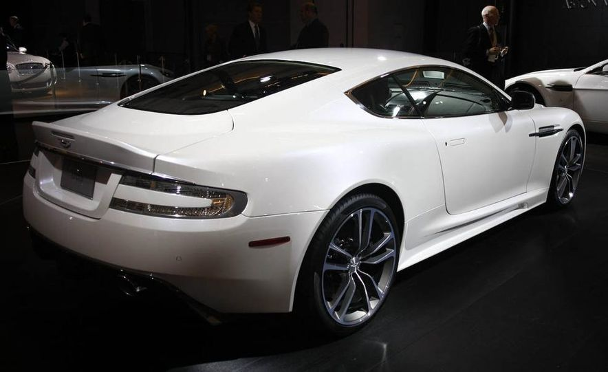 2009 Aston Martin DBS Automatic - Slide 3