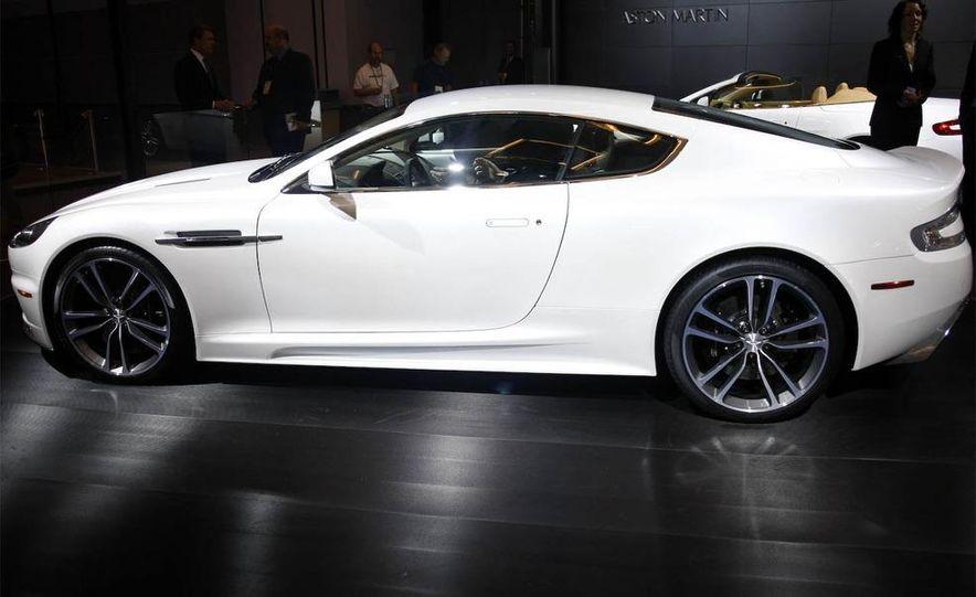 2009 Aston Martin DBS Automatic - Slide 5