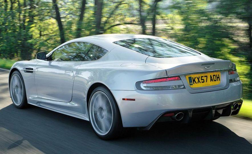 2009 Aston Martin DBS Automatic - Slide 10